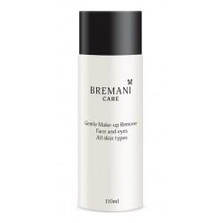Cредство для снятия макияжа на основе мицеллярной воды | Gentle Make-up Remover Bremani Care